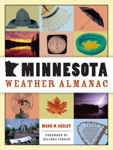 Minnesota weather almanac by Mark W. Seeley