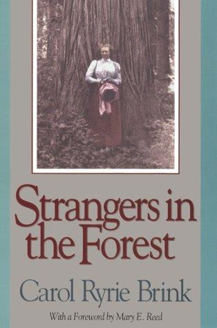 Strangers in the forest by Carol Ryrie Brink
