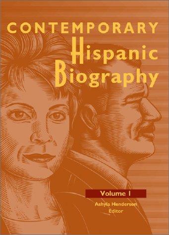 Contemporary Hispanic Biography