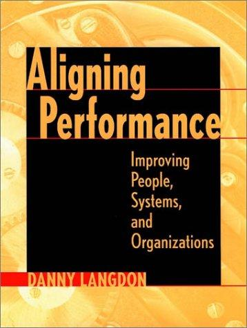 Aligning Performance by Danny Langdon
