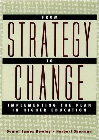 From strategy to change by