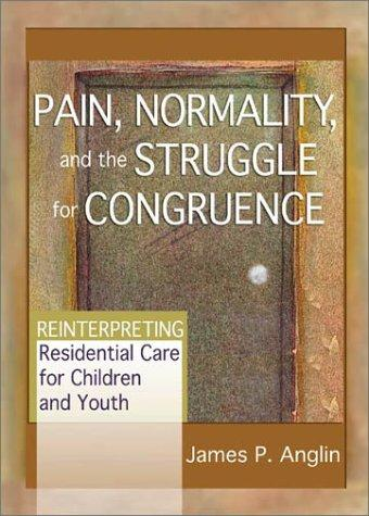 Pain, Normality and the Struggle for Congruence
