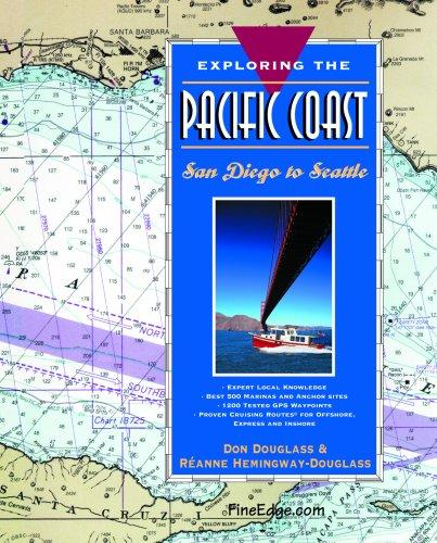 Exploring the Pacific Coast by Don Douglass, Reanne Hemingway-Douglass