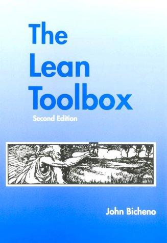 The Lean Toolbox by John Bicheno