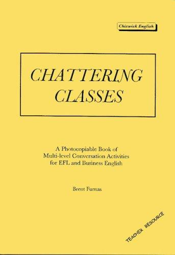 Chattering Classes by Brent Furnas