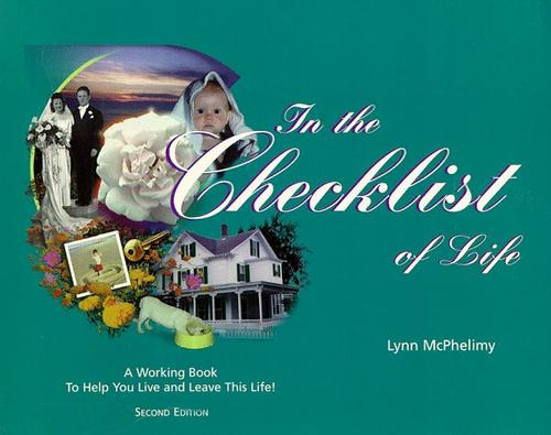 In the Checklist of Life by Lynn McPhelimy