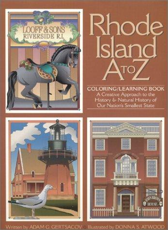 Rhode Island A to Z by Donna Atwood