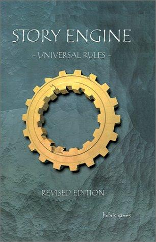 Story Engine Universal Rules by Christian Aldridge