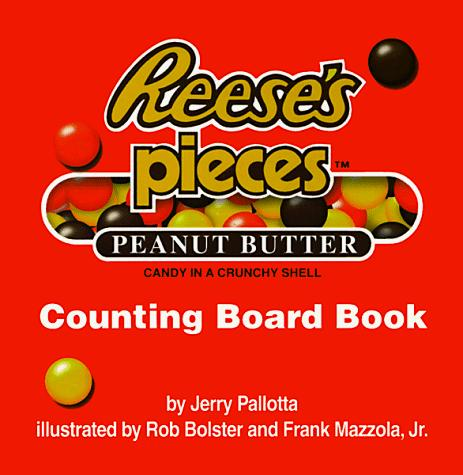 Reese's Pieces Peanut Butter by Jerry Pallotta
