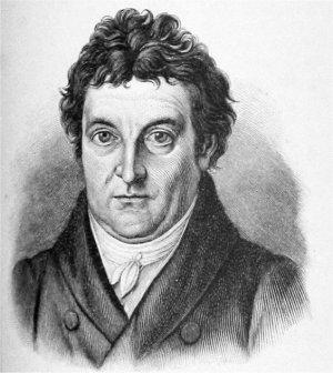 Photo of Johann Gottlieb Fichte