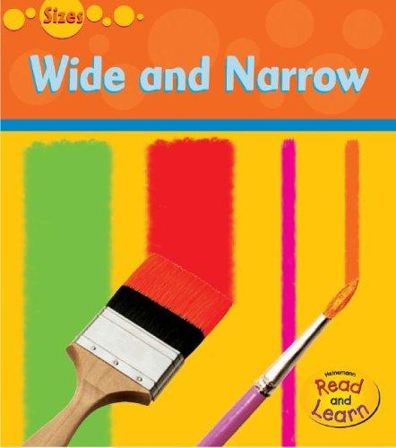 Wide And Narrow by Diane Nieker