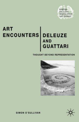 Art encounters Deleuze and Guattari