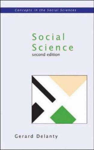 Social Science (Concepts in the Social Sciences)