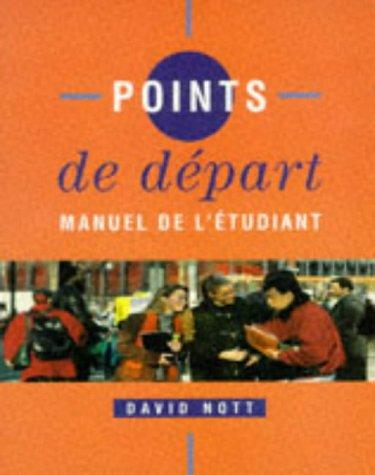 Points De Depart by D.O. Nott