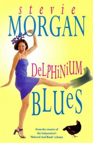 Delphinium Blues by S. Morgan
