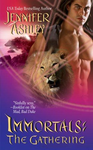 The Gathering (Immortals, Book 4) by Jennifer Ashley
