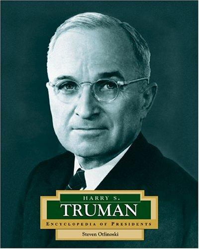 Harry S. Truman by Steven Otfinoski
