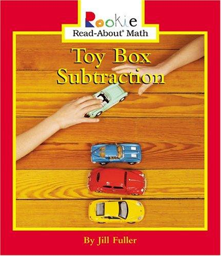 Toy Box Subtraction by Jill Fuller