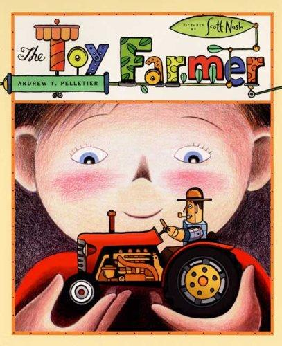 Toy Farmer by Andrew Pelletier