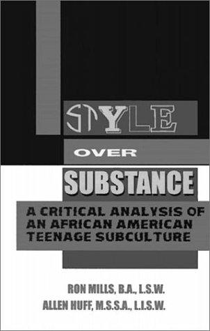 Style over substance by Ron Mills