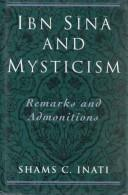 Ibn Sına and mysticism by Shams Constantine Inati