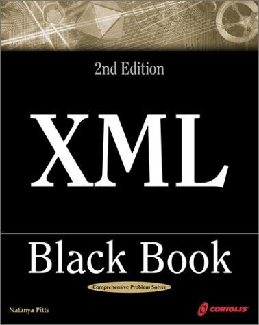 XML Black Book 2nd Edition by Ted Wugofski