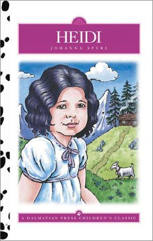 Heidi by adapted by Mary Caprio, illustrated by Jon Sayer and Kathryn Knight