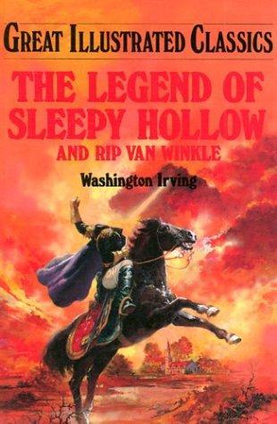The legend of Sleepy Hollow, and Rip Van Winkle