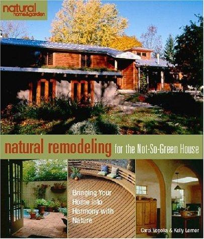 Natural remodeling for the not-so-green house by Carol Venolia