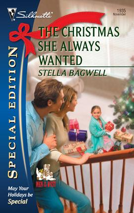 The Christmas she always wanted by Stella Bagwell