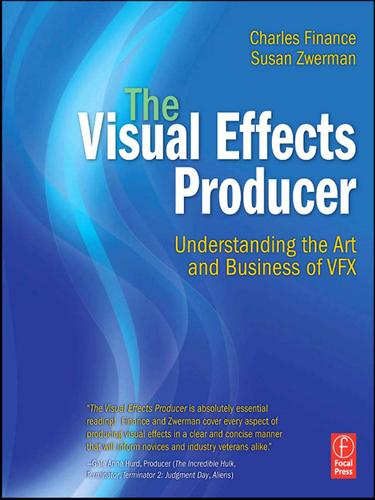 The visual effects producer by Susan Zwerman
