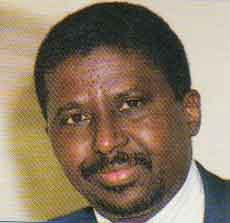 Photo of Ibrahima Baba Kaké