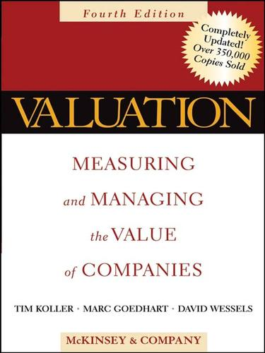 Valuation by Tim Koller