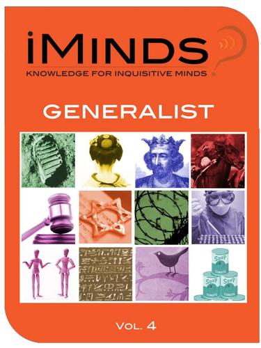 Generalist, Volume 4 by iMinds
