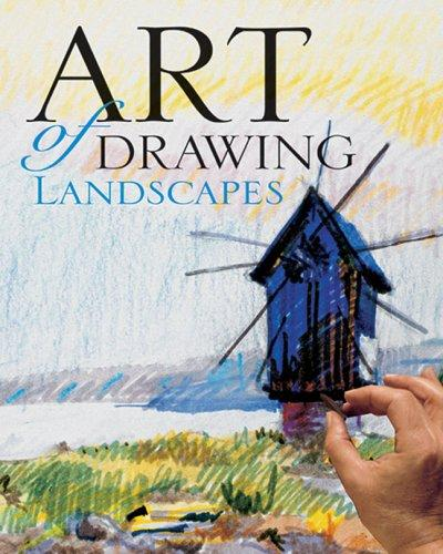 Art of Drawing Landscapes (Art of Drawing) by Inc. Sterling Publishing Co.