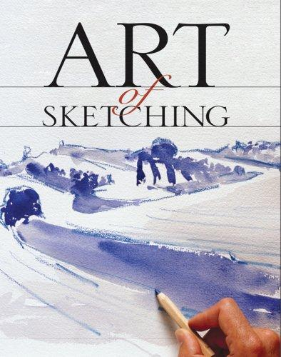 Art of Sketching (Art) by Inc. Sterling Publishing Co.