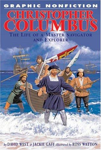 Christopher Columbus by West, David