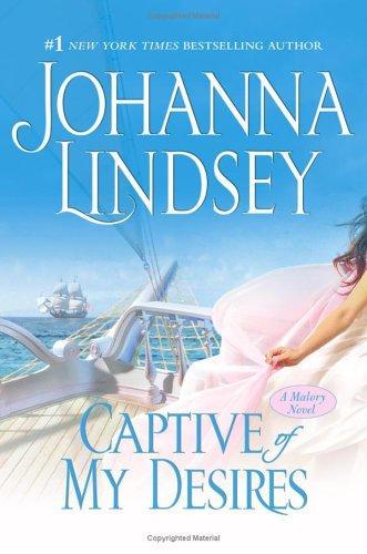 Captive of My Desires (Malory Novels)