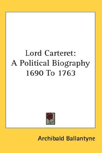 Lord Carteret