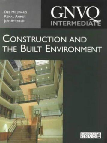 GNVQ Construction and the Built Environment by Des Millward
