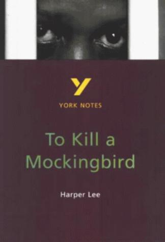 "York Notes on Harper Lee's ""To Kill a Mockingbird"" by R. Metcalf"