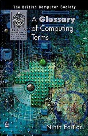 A Glossary of Computing Terms