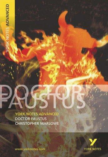 "York Notes Advanced on ""Dr.Faustus"" by Christopher Marlowe by Jill Barker"