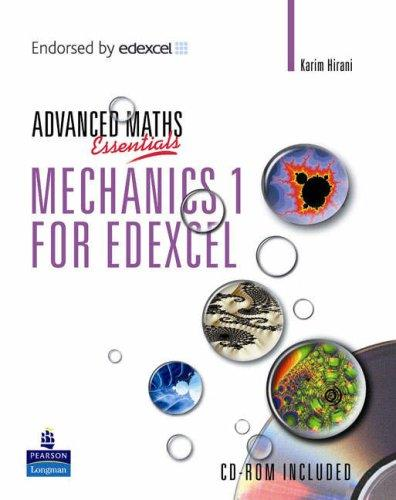 Mechanics 1 for Edexcel by J Crawshaw