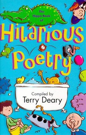 The Book of Hilarious Poetry (Hippo) by Terry Deary