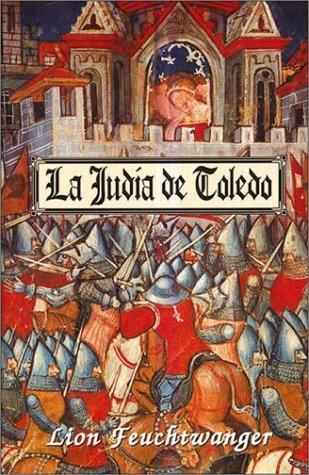 Libro de segunda mano: La judía de Toledo