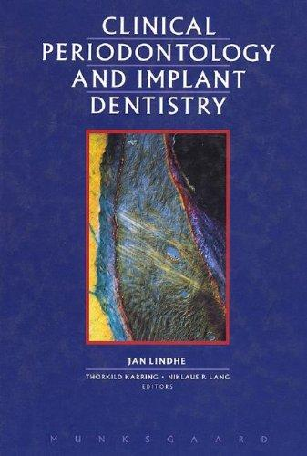 Clinical Periodontology and Implant Dentistry by Lindhe