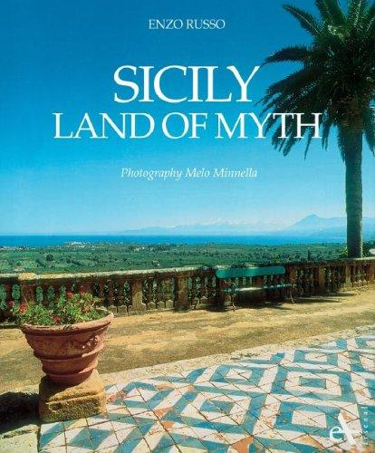Sicily Land of Myth by enzo russo
