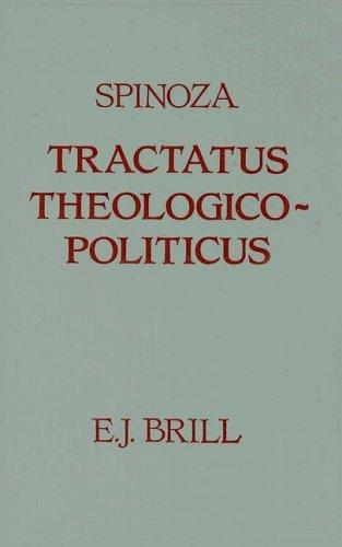 Tractatus theologico-politicus by Baruch Spinoza
