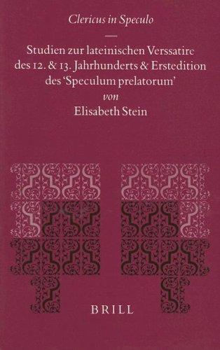 Clericus in Speculo by Elisabeth Stein